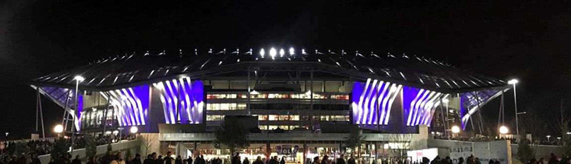 Redilec équipe le nouveau Parc Olympique Lyonnais
